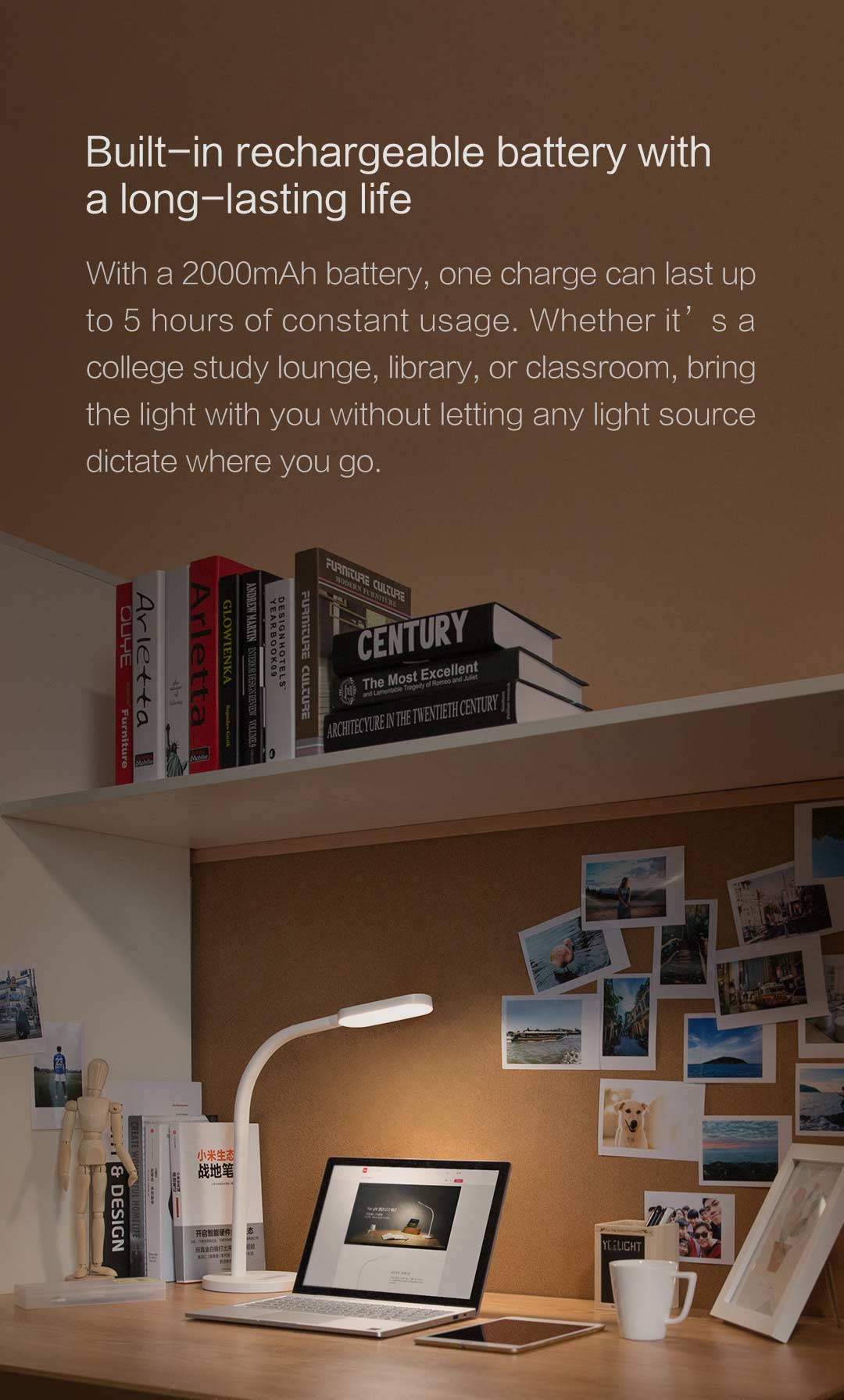 Yeelight LED Desk Lamp