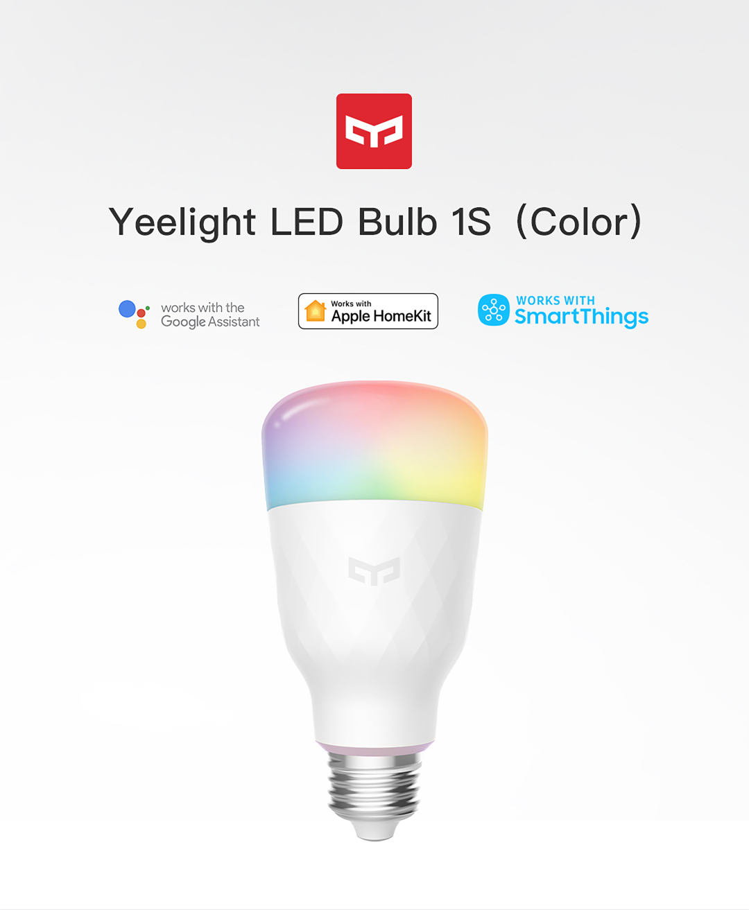 Yeelight LED Bulb 1S (Color)