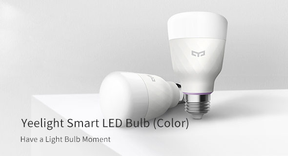 Yeelight Smart LED Bulb